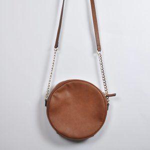 stylish round crossbody purse